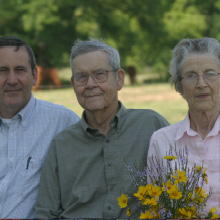 Don, Morris, and Mary House