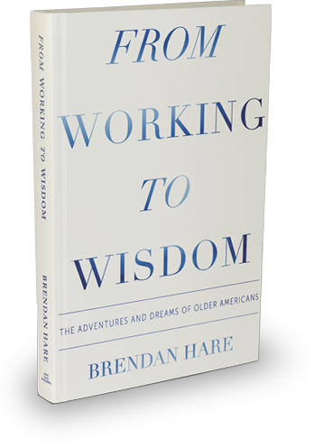 From Working to Wisdom by Brendan Hare